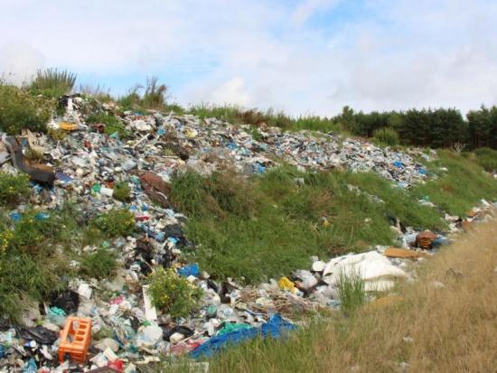 NIK, składowiska odpadów: bierność starostów w egzekwowaniu prawa