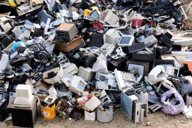Ustawa o elektroodpadach przyjęta przez Sejm