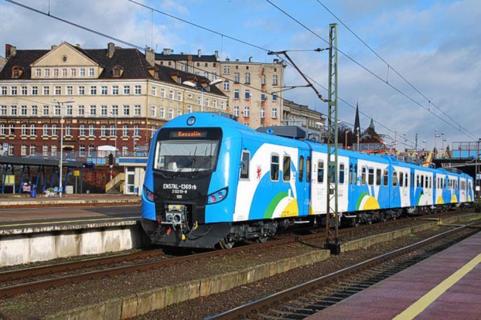 Zachodniopomorskie: Od 1 lutego wszystkie pociągi regionalne i aglomeracyjne wracają na trasy