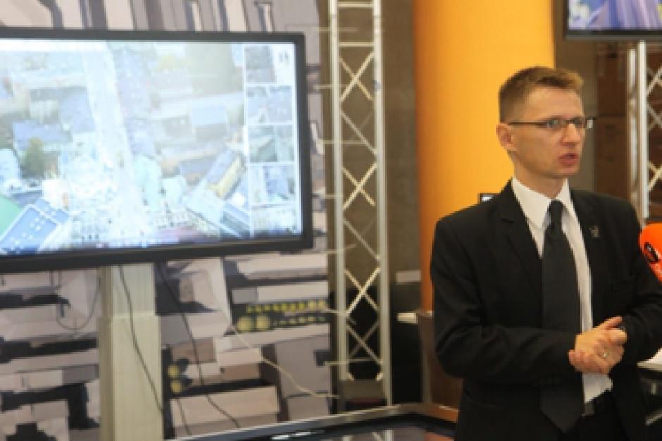 Łódź udostępniła serwis z trójwymiarowym modelem miasta