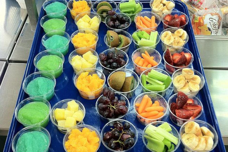 Jedzenie w szkole: Można solić, ale mało