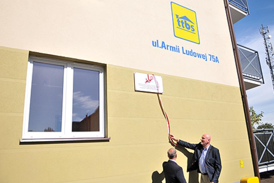 Toruń: Nowe mieszkania komunalne