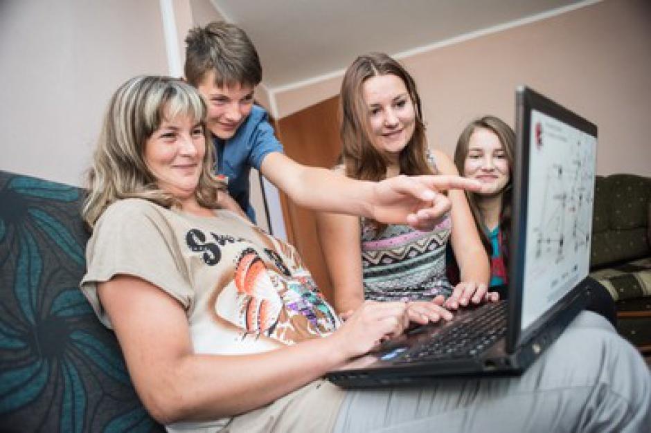 Darmowe komputery dla biednych rodzin