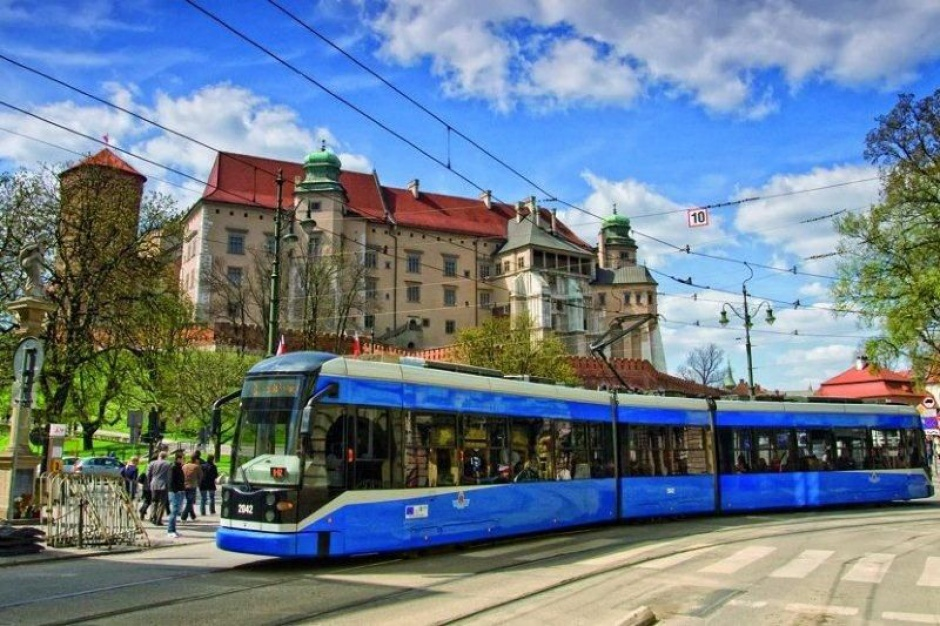 Kraków stawia na tramwaje
