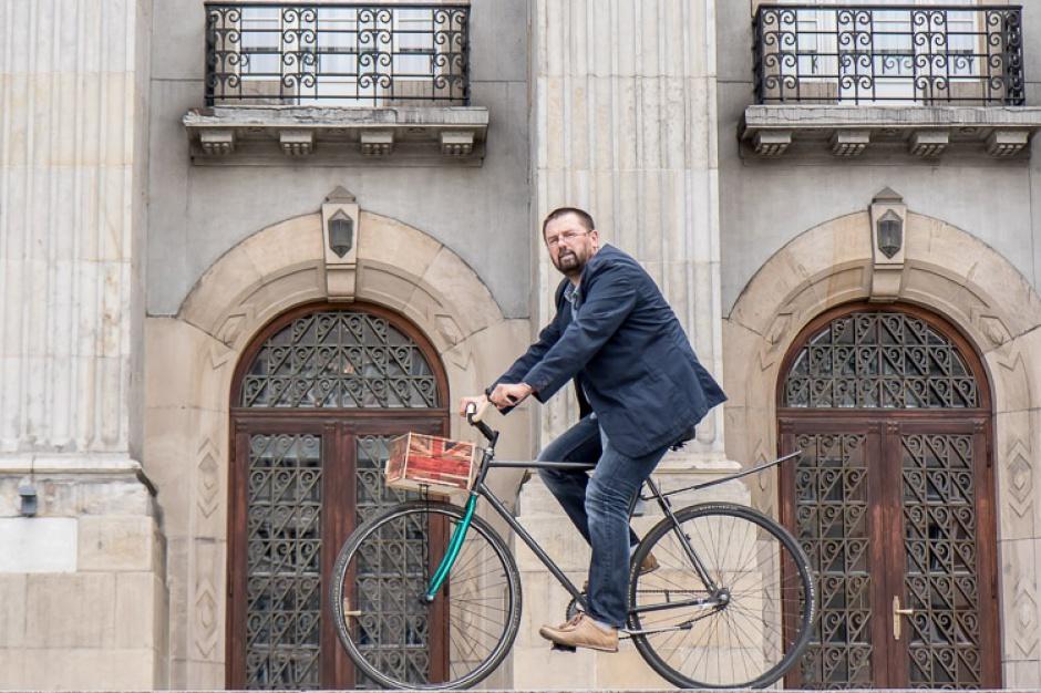 Województwo śląskie ma swojego oficera rowerowego