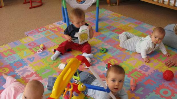 Tylko 7% najmłodszych dzieci miało opiekę w żłobku