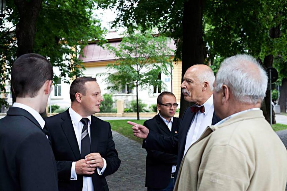 Wybory parlamentarne 2015: Partia KORWiN rozpoczęła kampanię wyborczą na Podkarpaciu