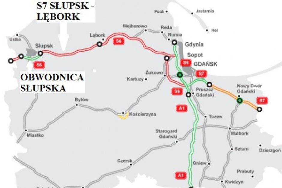 Przetargi na ważne drogi dla Słupska ogłoszone