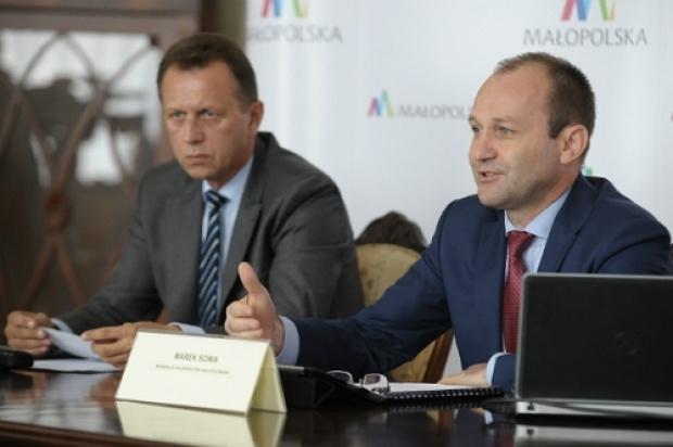 140 projektów za 4,3 mld zł w Małopolskim Planie Inwestycyjnym