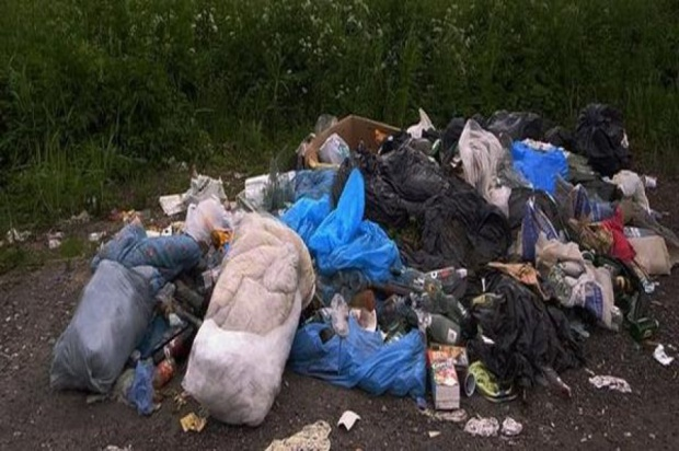 Opole: Fotopułapki - sposób na nielegalne wysypiska