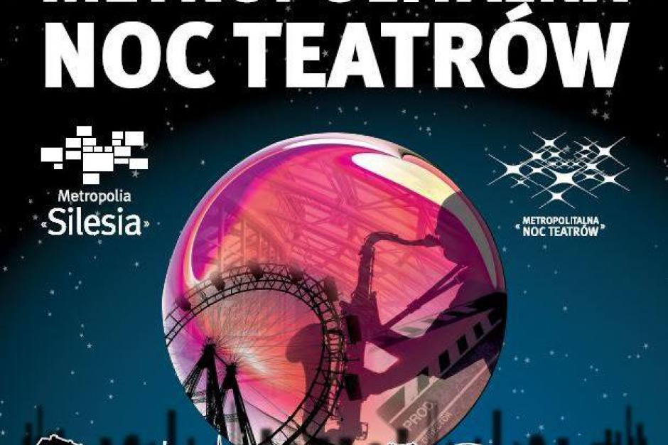 6 Metropolitalna Noc Teatrów tuż-tuż