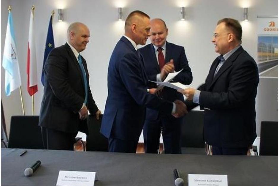 Połączą S7 i zachodnią obwodnicę Mławy