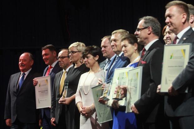 Laureaci konkursu Top Inwestycje Komunalne Polski Wschodniej (fot. PTWP)