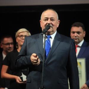 Wyróżnienie za bogazownię odebrał Bogusław Zduniewicz – prezes zarządu Przedsiębiorstwa Komunalnego Sp. z o.o. w Siemiatyczach.
