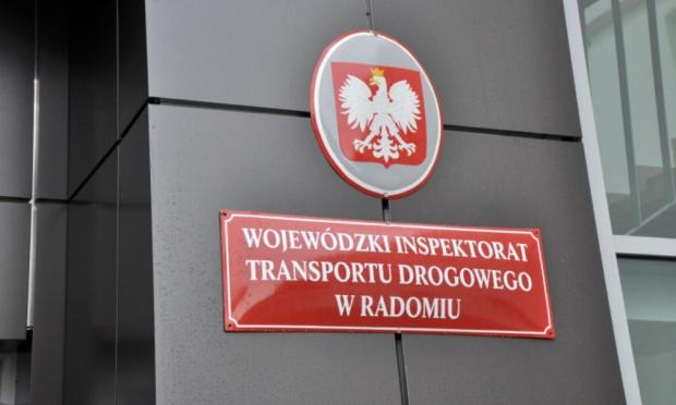 W Radomiu wyszkolą inspektorów transportu drogowego z całej Polski