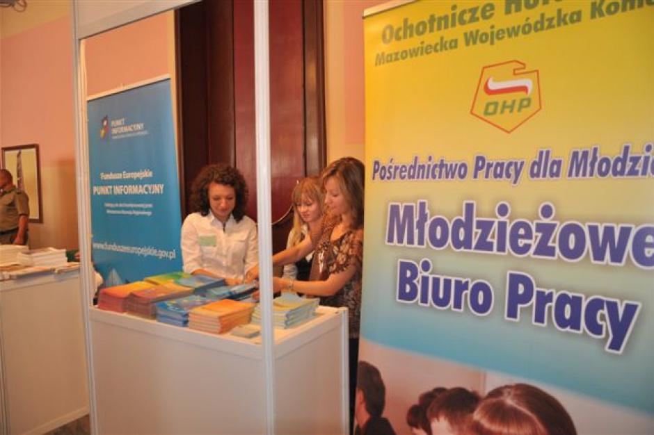 Ponad pół tysiąca ofert na targach pracy w Radomiu