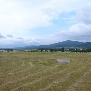 Zrekultywowane składowisko odpadów w Strzegomianach w Masywie Ślęży wtopiło się w krajobraz (fot. Dolnośląska Inicjatywa Samorządowa)