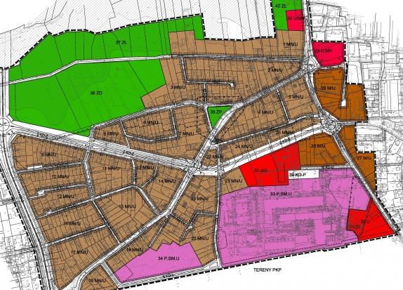 Miejscowe plany zagospodarowania źródłem problemów deweloperów