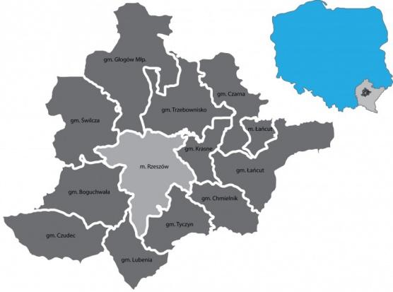 ZIT, Rzeszowski Obszar Funkcjonalny: 13 gmin przyjęło wspólną strategię