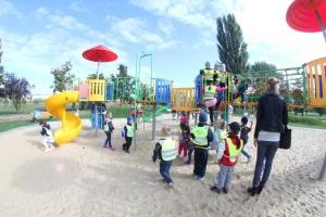 Budżet obywatelski w Wągrowcu. Dzieci cieszą się największym placem zabaw