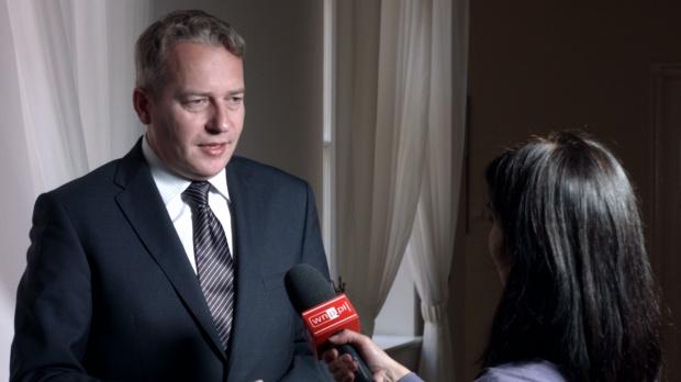Wojciech Saługa: koleje w woj. śląskim czeka jeszcze wiele inwestycji