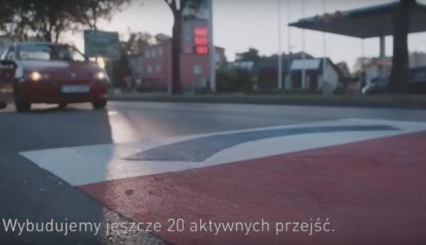 """Znamy zwycięzców konkursu """"Aktywne przejście dla pieszych"""""""