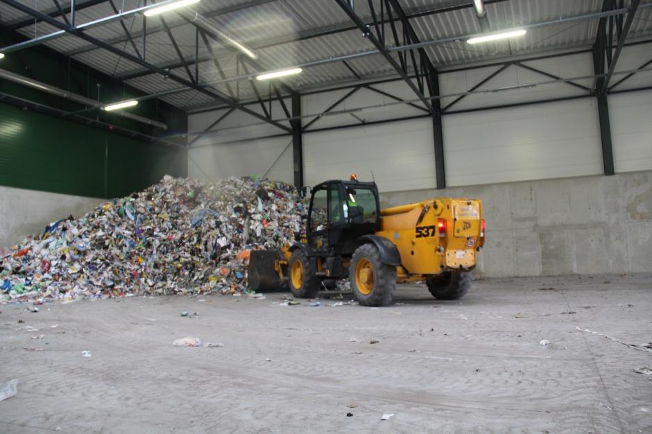 Spalarnia w Bydgoszczy: pierwsze śmieci zostały spalone