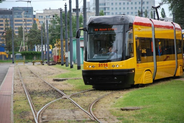 Warszawa: Siódma edycja lekcji w tramwajach