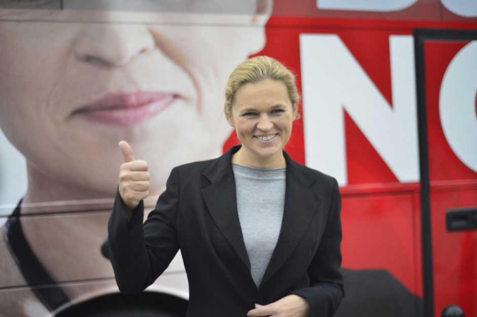 Wybory parlamentarne 2015, Barbara Nowacka: Brak mieszkań problemem Polaków