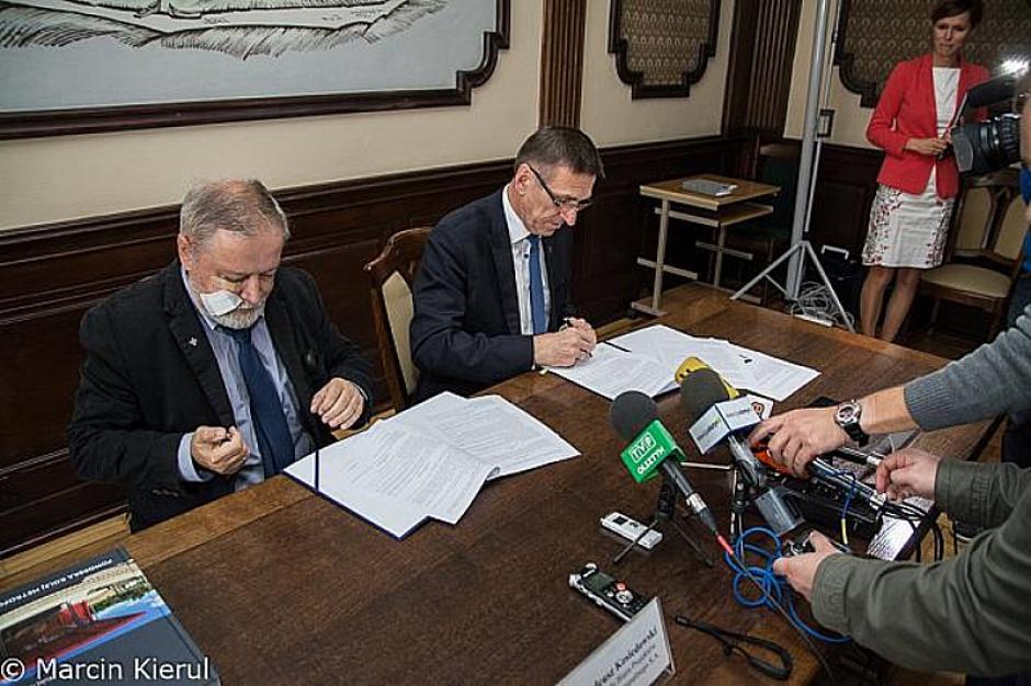 Olsztyn: Umowa na dokumentację II linii tramwajowej podpisana