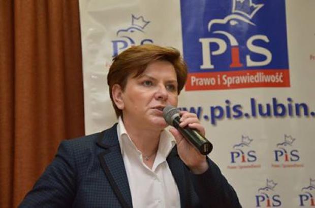 Wybory parlamentarne 2015, Beata Szydło: PiS o likwidacji podatku od niektórych kopalin