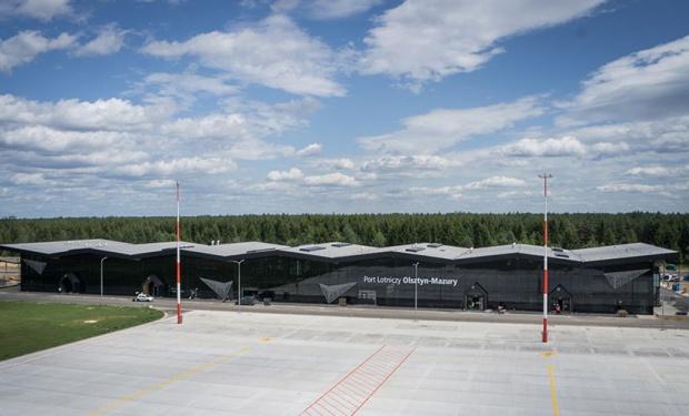 Lotnisko w Szymanach gotowe do startu