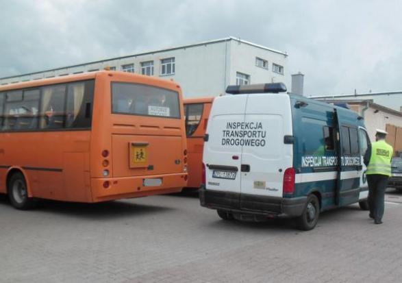 Inspekcja Transportu Drogowego: gimbusy są w złym stanie technicznym