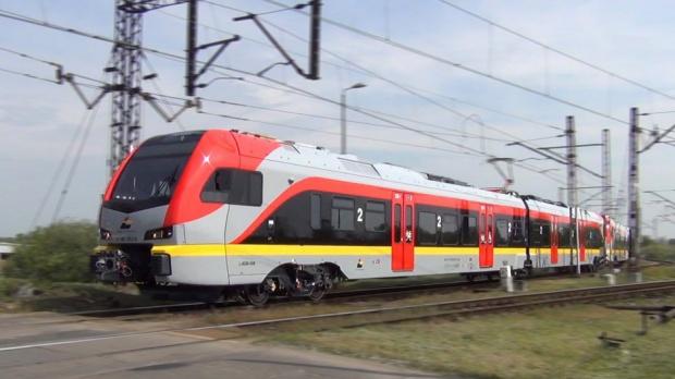 Łódzka Kolej Aglomeracyjna będzie jeździć z Łodzi do Skierniewic