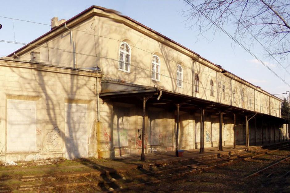 Dworzec Sosnowiec Maczki czeka na rewitalizację