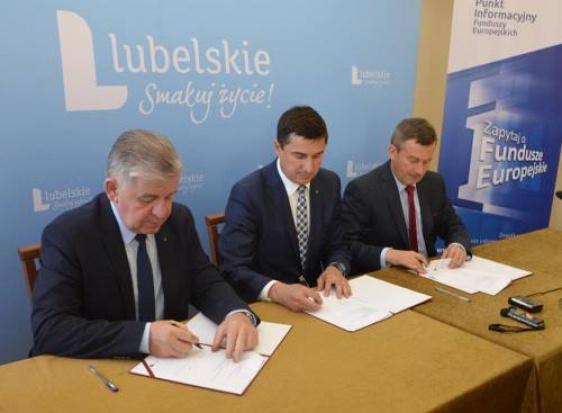 Rewitalizacja, lubelskie: pieniądze z resortu infrastruktury