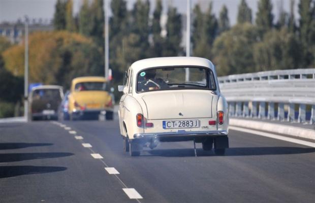 W Toruniu otwarto drugą część Trasy Średnicowej Północnej