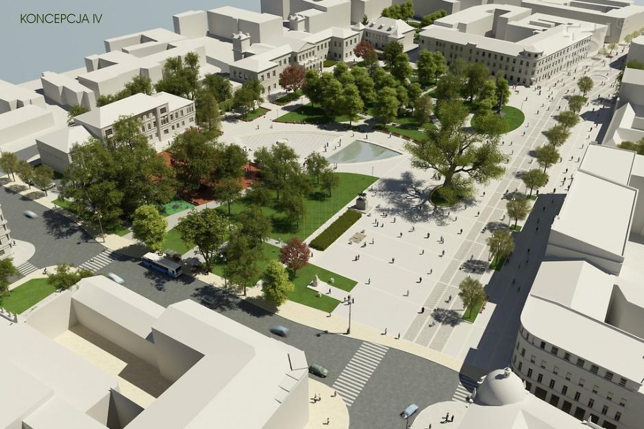 Plac Litewski w centrum Lublina będzie zmodernizowany