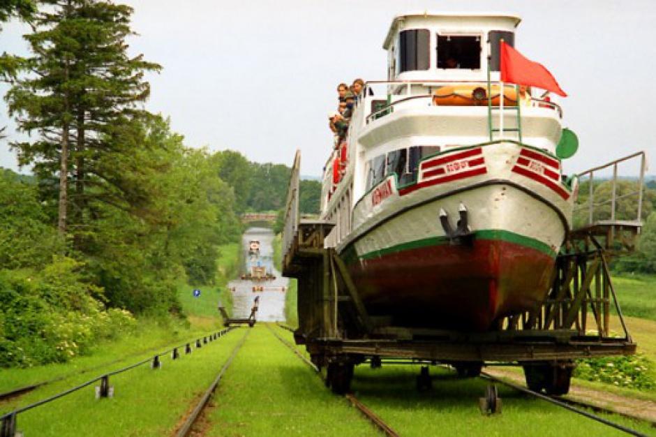 Zakończył się sezon żeglugowy na Kanale Elbląskim