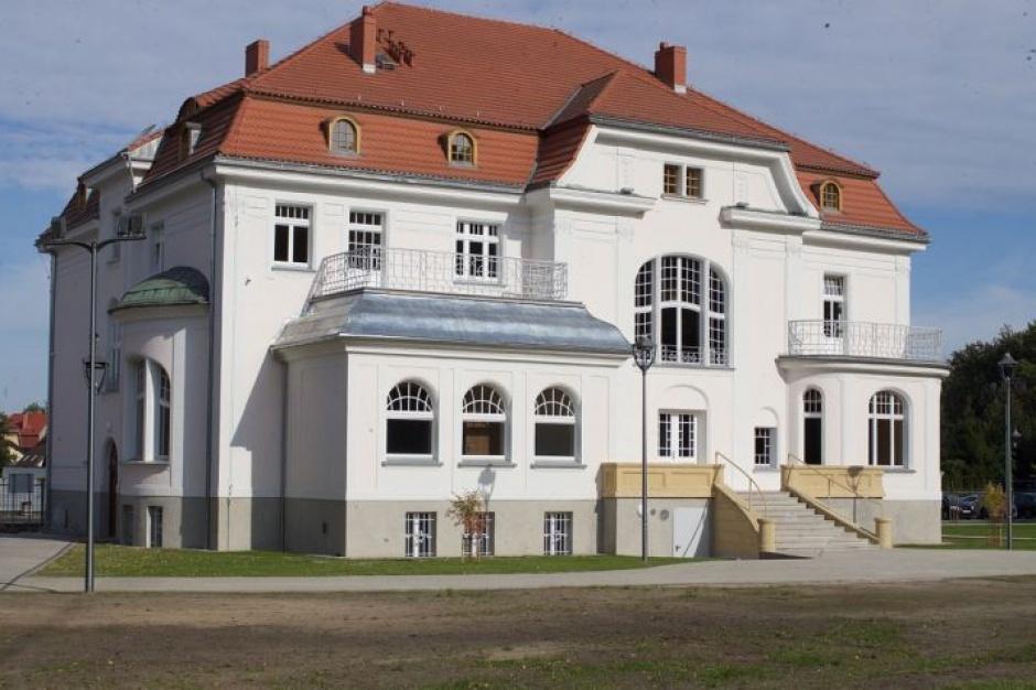 Dom kultury w Stargardzie Szczecińskim przebudowany