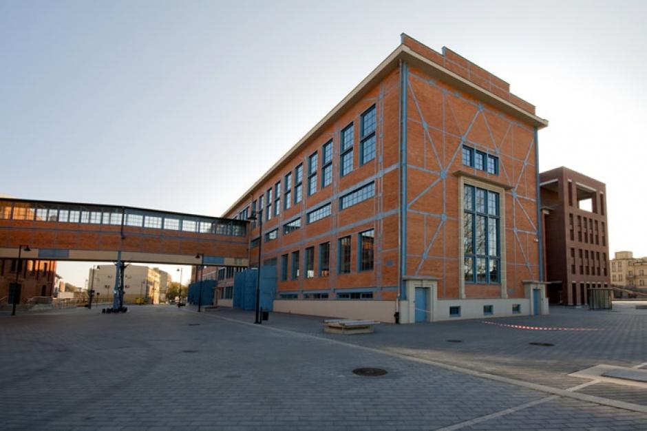 Łódź, zończyła się rewitalizacja kompleksu EC1 Zachód