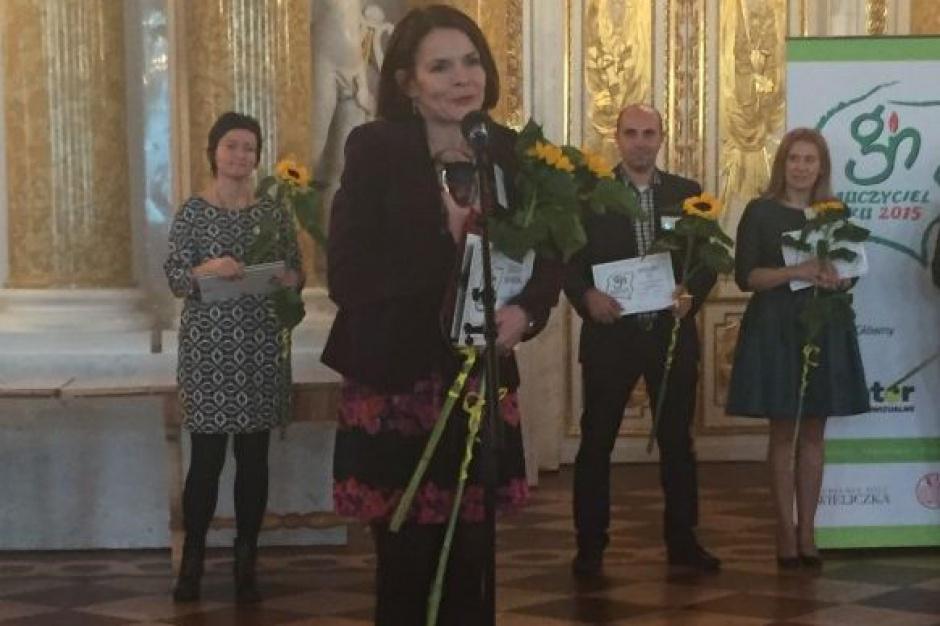 Nauczyciel Roku: Katarzyna Nowak-Zawadzka otrzymała tytuł