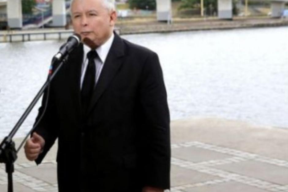 Jarosław Kaczyński: państwo wycofało się z byłych miast wojewódzkich