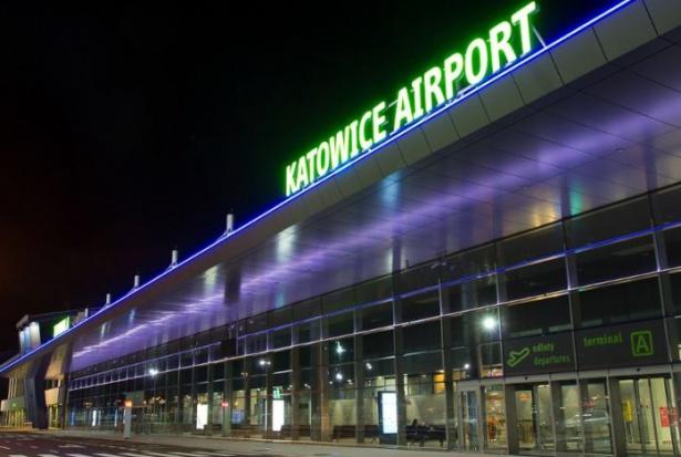 Rozbudowa głównej drogi do lotniska Katowice