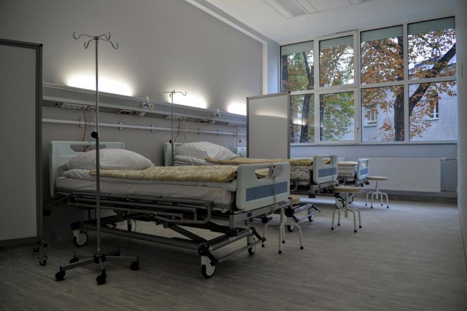 Warszawa: Szpital Wolski ma oddział geriatryczny