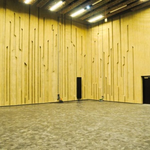 Wyposażeniem obiektu zajmują się firma BSC SYSTEM i Przedsiębiorstwo Specjalistyczne TEATR. Fot. WWW.torun.pl (Lech Kamiński)