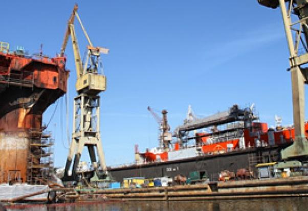 Tereny postoczniowe hitem Pomorskiej Specjalnej Strefy Ekonomicznej