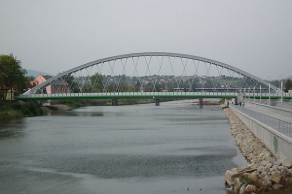 Nowy most w Żywcu już otwarty dla ruchu