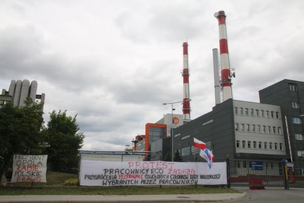 ECO: Centrale związkowe przeciwko prezydentowi Opola