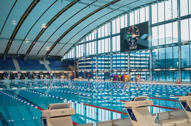 W Lublinie otwarto nowoczesny zespół pływalni